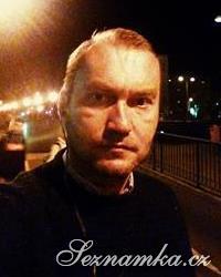 muž, 44 let, Liberec