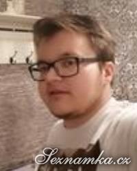 muž, 25 let, Jindřichův Hradec
