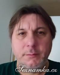 muž, 57 let, Plzeň