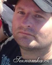 muž, 41 let, Přerov