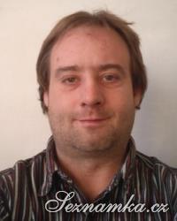 muž, 34 let, Plzeň