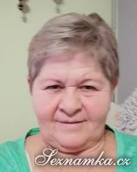 žena, 69 let, Šumperk