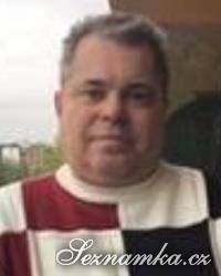 muž, 54 let, Brno