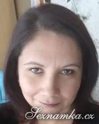 žena, 42 let, Most