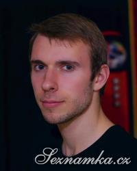 muž, 25 let, Brno
