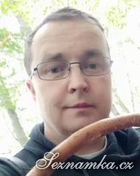 muž, 45 let, Olomouc