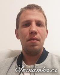muž, 33 let, Tábor