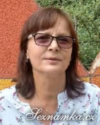 žena, 59 let, Louny