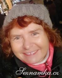 žena, 57 let, Praha