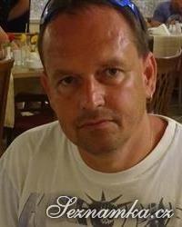 muž, 45 let, Tábor