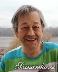 muž, 67 let, České Budějovice
