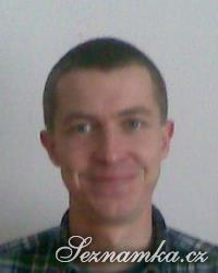 muž, 38 let, Nové Město na Moravě