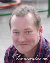 muž, 49 let, Nymburk