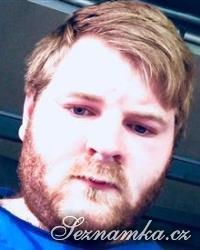 muž, 27 let, České Budějovice