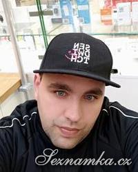 muž, 29 let, Nymburk