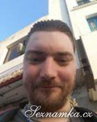 muž, 33 let, Praha