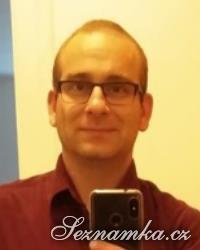 muž, 39 let, Jihlava