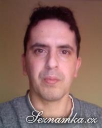 muž, 41 let, Vsetín