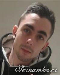 muž, 21 let, Tábor