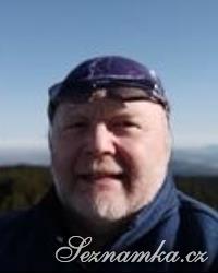 muž, 56 let, České Budějovice