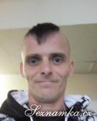 muž, 42 let, Kralupy n. Vltavou
