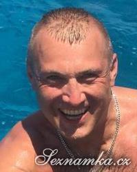 muž, 45 let, Turnov