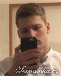 muž, 21 let, České Budějovice