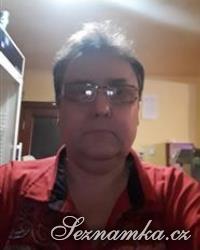 muž, 58 let, Prostějov