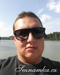 muž, 23 let, Brno