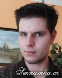 muž, 23 let, Olomouc
