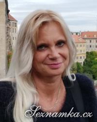 žena, 53 let, Klatovy
