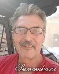 muž, 55 let, Jihlava