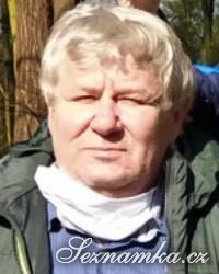muž, 58 let, Písek