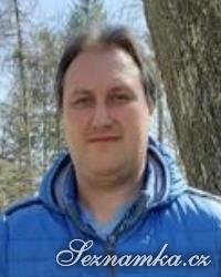 muž, 40 let, Klatovy