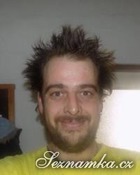muž, 37 let, České Budějovice