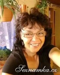 žena, 57 let, Domažlice