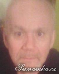 muž, 54 let, Kladno