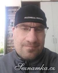 muž, 37 let, Litoměřice
