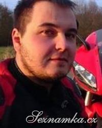 muž, 31 let, Pelhřimov