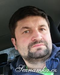 muž, 41 let, Olomouc