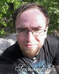 muž, 28 let, Blansko