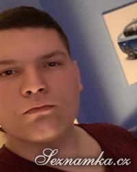 muž, 20 let, Jičín