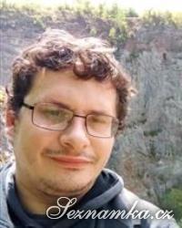 muž, 35 let, Praha