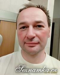 muž, 44 let, Benešov