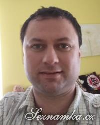 muž, 40 let, Kroměříž