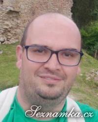muž, 41 let, České Budějovice